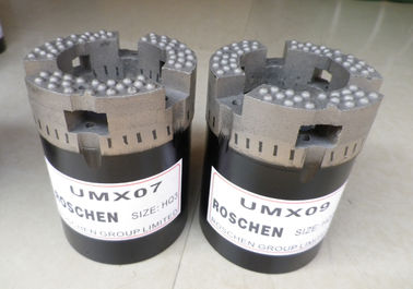 Ultramatrix Core Bits Drill Hard Rock And Rock Drill Bits Diamond Drill Bit PQ HQ NQ Impregnated Core Bits