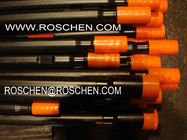 Hexahedral Hollow Alloy Steel Integral Rock Drill Rods for Quarrying Rock Drilling